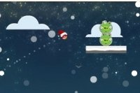 Angry Birds Kerst